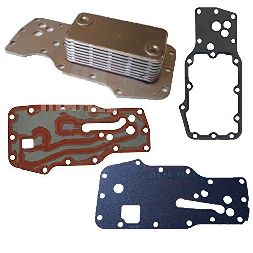 Cummins Oil Cooler 2003-2007 (5.9L Common Rail) (Best Oil For Cummins 5.9 Engine)