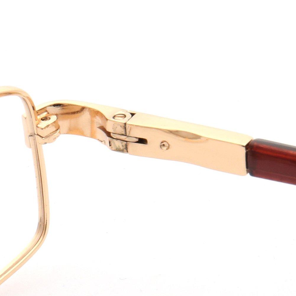 YOUTOP Professional Business Square Optical Eyeglasses Frames