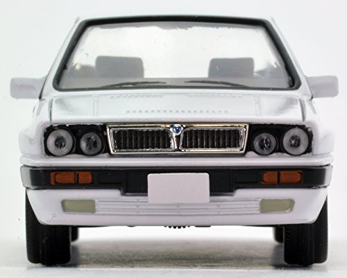 Amazon.com: Japan Import Tomica Limited Vintage Neo 1/64 LV-N136b Lancia Delta HF Integrale (white) finished product: Toys & Games