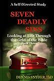 Seven Deadly Sins, Dennis Snyder, 1484103874