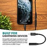 Movo IMA-2 3.5mm to Lightning iPhone Headphone