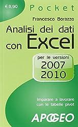 Analisi dei dati con Excel. Imparare a lavorare con le tabelle pivot. Per le versioni 2007 e 2010