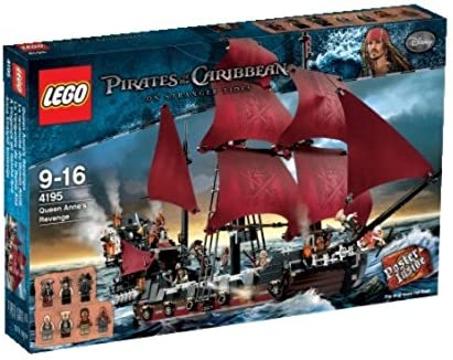 LEGO Pirates of the Caribean Queen Anne's Revenge