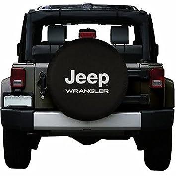 Bestmay - Funda de Repuesto para neumáticos Jeep W Rangler de 40 cm: Amazon.es: Coche y moto