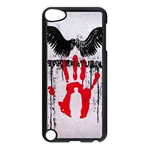 YUAHS(TM) Unique Phone Case for Ipod Touch 5 with supernatural YAS403180