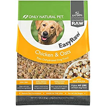 Only Natural Dehydrated Dog Food