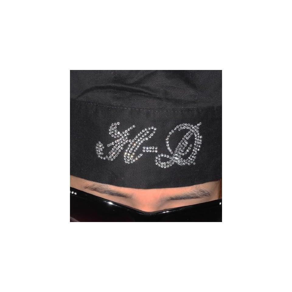 Harley Davidson Motorcycles Bar & Shield Bandana Cap / Biker Hat Black