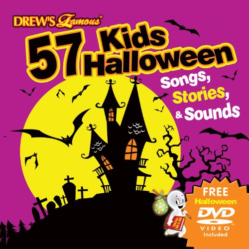 57 Kids Halloween Songs, Stories And