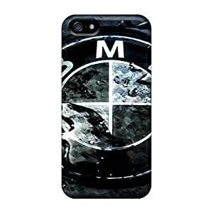 Iphone Covers Cases - Carbon Embleme Bmw Protective Cases Compatibel With Iphone 5/5s