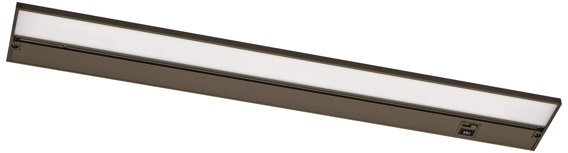 Koren 22'' Wide Oil-Rubbed Bronze LED Under Cabinet Light by AFX (Image #1)