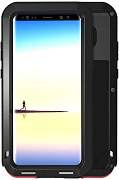 FONREST Galaxy Note 8 Funda, Love Mei Antichoque Al Aire Libre ...