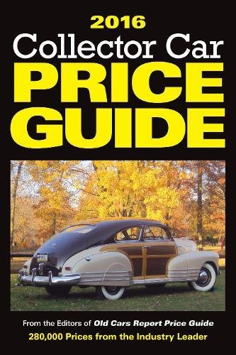 Old Cars Price Guide - 4