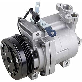 AC Compressor & A/C Clutch For Subaru Forester & Impreza 2007-2013 - BuyAutoParts 60-02934NA NEW