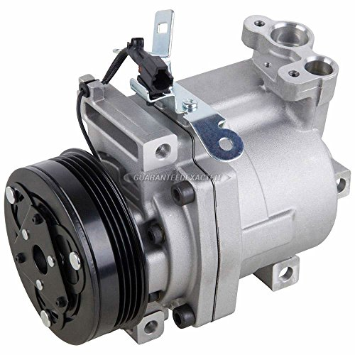 AC Compressor & A/C Clutch For Subaru Forester Impreza WRX 2008 2009 2010 2011 2012 2013 - BuyAutoParts 60-02934NA NEW (Wrx Clutch Subaru 2012)