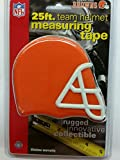 DuraPRO NFL Cleveland Browns 25 Foot Team Helmet Measuring Tape, NEW
