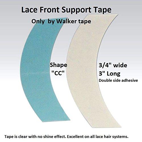 Walker Cc Contour Tape Blue Liner Dull~lace Wigs 36 - Blue Tape Liner