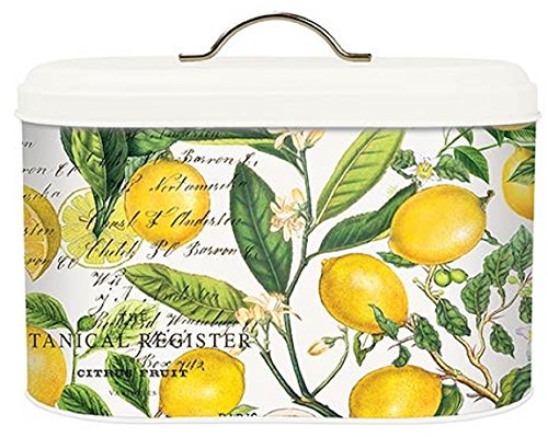 yellow bread bin - 2