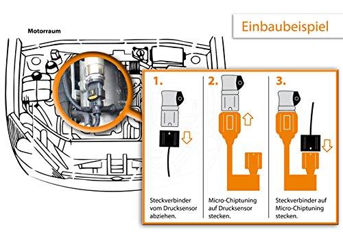 W213 Micro-Chiptuning MercedesE-Klasse E 220 D 194 PS Tuningbox mit Motorgarantie