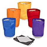 Apollo Horticulture 5 Gallon 5-Bag Herbal Ice Bubble Hash Bag Essence Extractor Kit