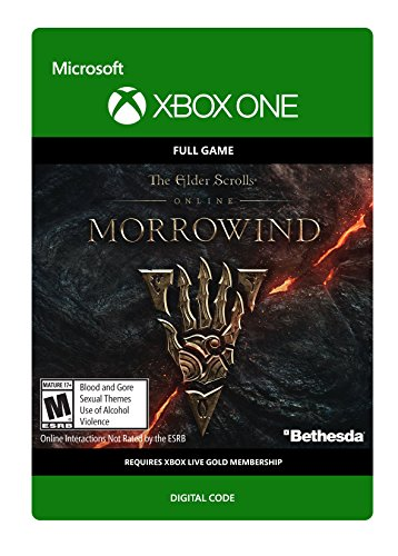 Elder Scrolls Online: Morrowind - Xbox One [Digital Code] by Bethesda