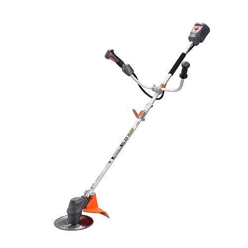 分割して持ち運びが簡単!工進の充電式草刈機「SBC-1825」