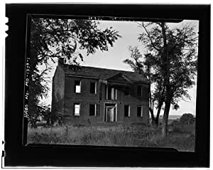 Photo: William D. Muir House,Jefferson City Road,Boonville,Cooper County,MO