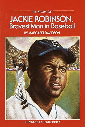 Search : The Story of Jackie Robinson: Bravest Man in Baseball (Dell Yearling Biography)