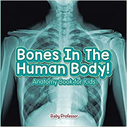 Bones In The Human Body! Anatomy Book for Kids: Baby