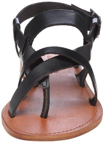 Friis & Company Conni - Sandalias de Vestir de charol Mujer negro - Noir (Black)