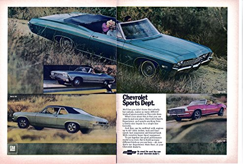 1968-chevrolet-ss-sports-department-impala-nova-camero-original-2-page-magazine-ad