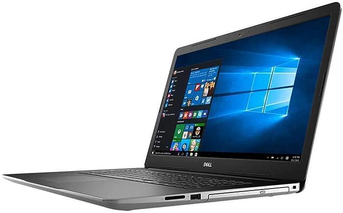 2020 Dell Inspiron Laptop Computer| 10th Gen Intel Quad-Core i7 1065G7 up to 3.9GHz| 16GB DDR4 RAM| 2TB HDD+ 256GB PCIe SSD| 17.3