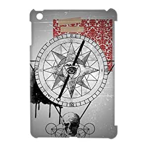 Compass Wholesale DIY 3D Cell Phone Case Cover for iPad Mini, Compass iPad Mini 3D Phone Case