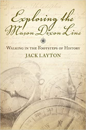 Exploring The Mason Dixon Line Walking In The Footsteps Of - States below the mason dixon line