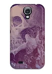 XoTkrcP5071NEGeW Anti-scratch Case Cover CaseyKBrown Protective Skull Case For Galaxy S4