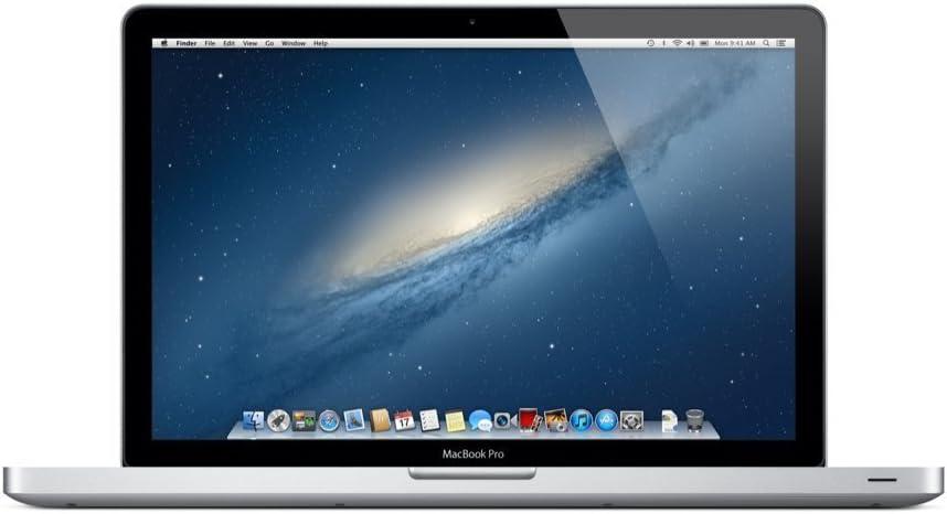 Apple MacBook Pro MD104LL/A, 8GB   750GB Hard Drive, 15in (Renewed)