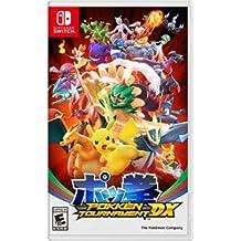 Jogo Nintendo Switch Pokken Tournament DX - Nintendo