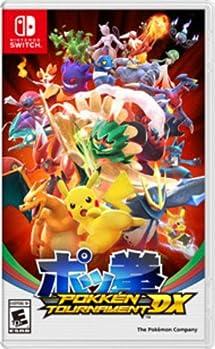 Pokkén Tournament DX - Nintendo Switch
