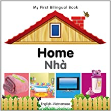 My First Bilingual Book–Home (English–Vietnamese)