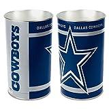 Cowboys WinCraft NFL Wastebasket