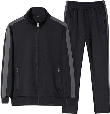 Men/&Women Tracksuit Training Jogging Sport Suit Sportswear Lovers Jacket Pants