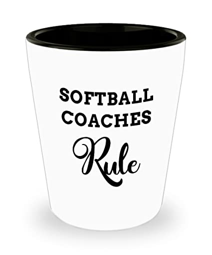Image Unavailable. Image not available for. Color: Softball Coach Gifts ...