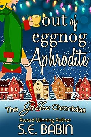 book cover of Out of Eggnog Aphrodite