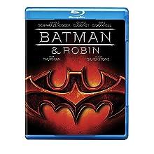 Batman & Robin (BD) [Blu-ray] (2010)