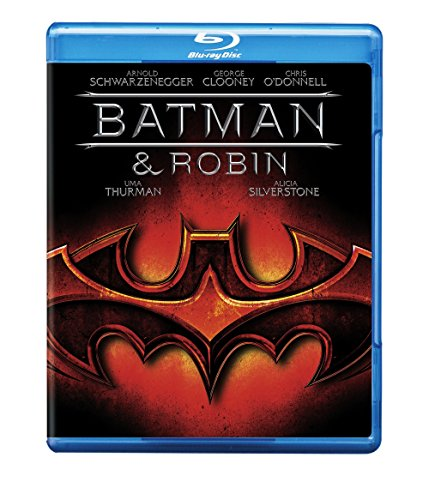 Batman & Robin (BD) [Blu-ray] -