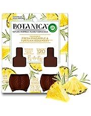 Air Wick Botanica, Scented Oil, fragrance fresh Pineapple & Tunisian Rosemary, 2 refills
