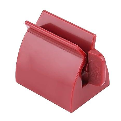 Gosear Exprimidor de Tubo de Pasta Dental rodante/Pasta de Dientes Dispensador de fácil Exprimir