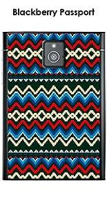Carcasa Blackberry Passport Design indios