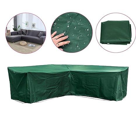 Astonishing Amazon Com Yurasiku L Shape Dustproof Furniture Cover Theyellowbook Wood Chair Design Ideas Theyellowbookinfo