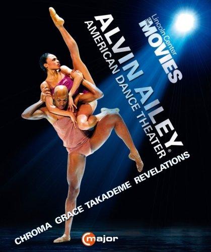 Alvin Ailey American Dance Theater (Blu-ray)