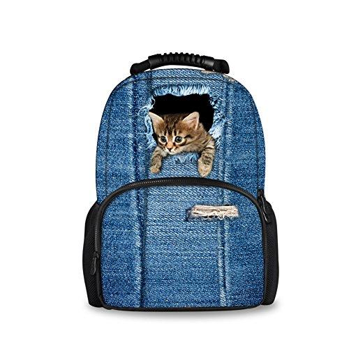 Showudesigns Animal Printing Backpack Shoulder